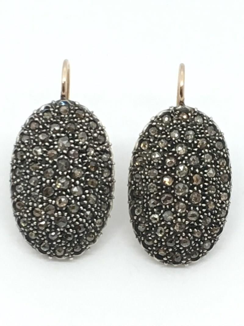 Casano gioielli Orecchini Donna Stile Antico OR18X28TOP340