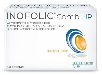 HP Inofolic Combi Hp 20cps