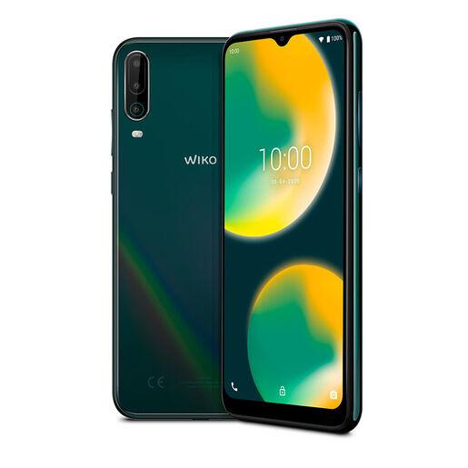 Wiko View4 16,6 cm (6.52'') 3 GB 64 GB Doppia SIM 4G Micro-USB Verde An