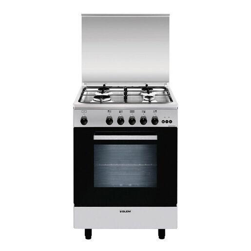 Glem Gas A654VI cucina Piano cottura Acciaio inossidabile A