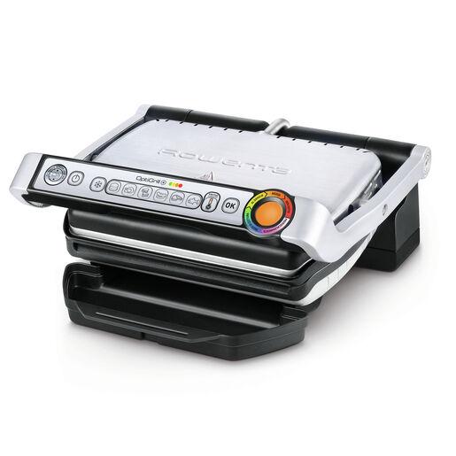 Rowenta GR712D Optigrill+ Bistecchiera Intelligente con 6 Programmi di