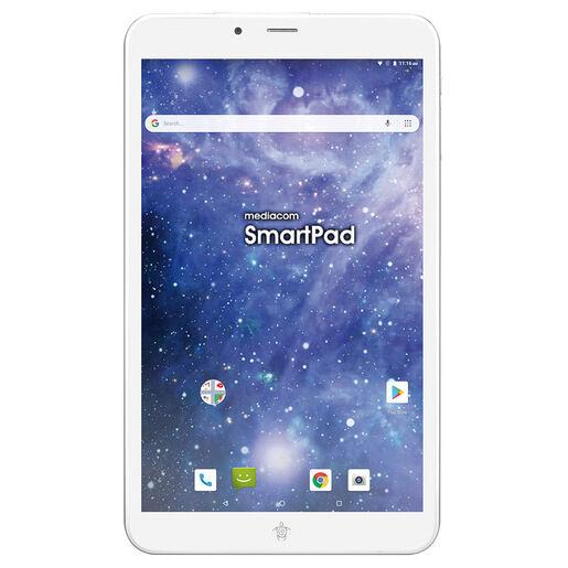 Mediacom SmartPad iyo8 20,3 cm (8'') Mediatek 1 GB 8 GB 3G Bianco Andro