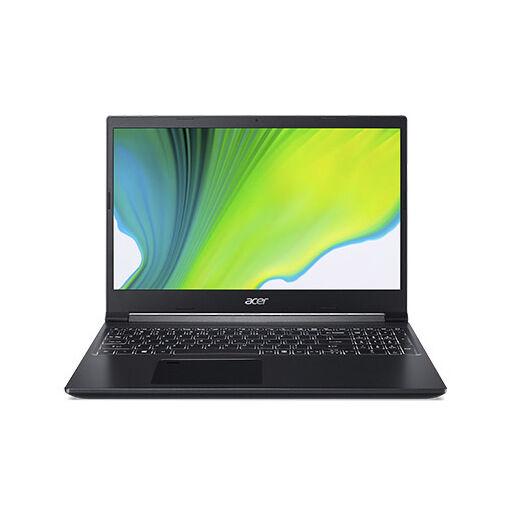 Acer Aspire 7 A715-41G-R1UH Computer portatile Nero 39,6 cm (15.6'') 19