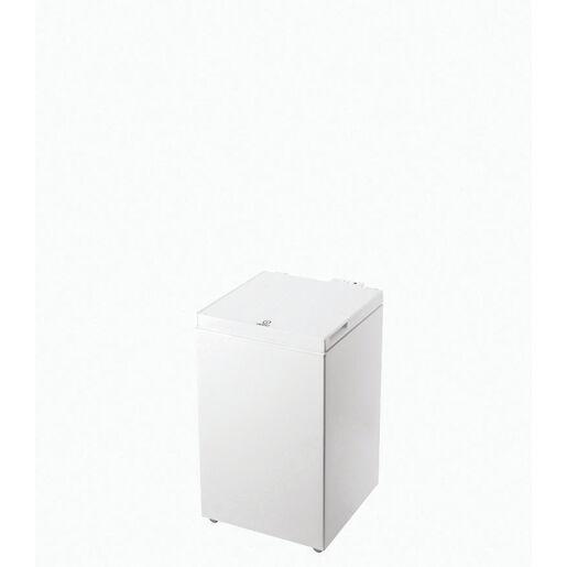 Indesit OS 1A 100 2 congelatore Libera installazione A pozzo Bianco 97