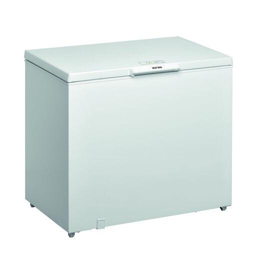 Ignis CEI250 congelatore Libera installazione A pozzo Bianco 252 L A+