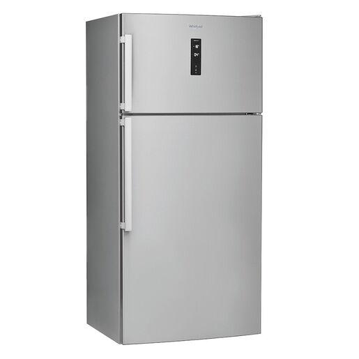 Whirlpool W84TE 72 X frigorifero con congelatore Libera installazione