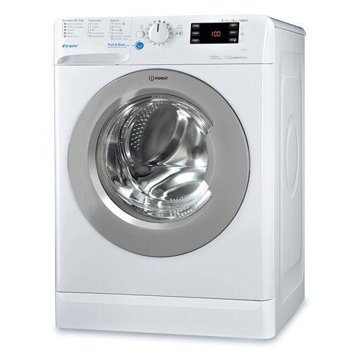 Indesit BWE 81284X WSSS IT lavatrice Libera installazione Caricamento
