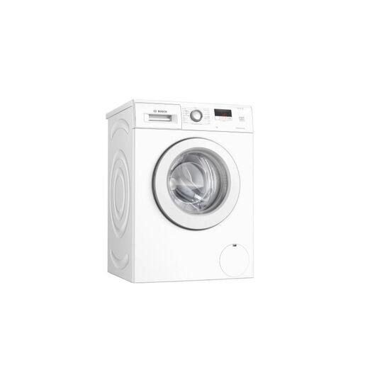 Bosch Serie 2 lavatrice Libera installazione Caricamento frontale Bian