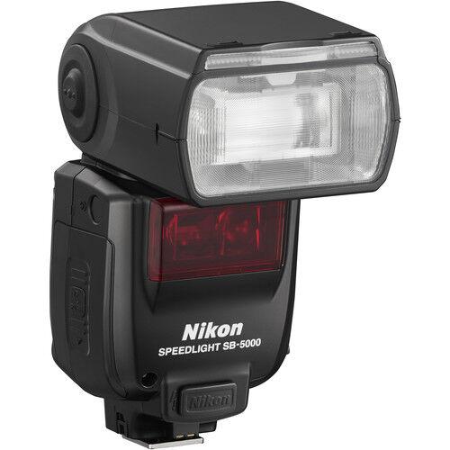nikon flash sb-5000 - 2 anni di garanzia in italia