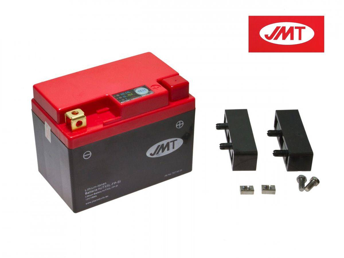Jmt 7070035 Jmt Batteria Litio Sym Super Fancy 50 G5h3-6 96-01