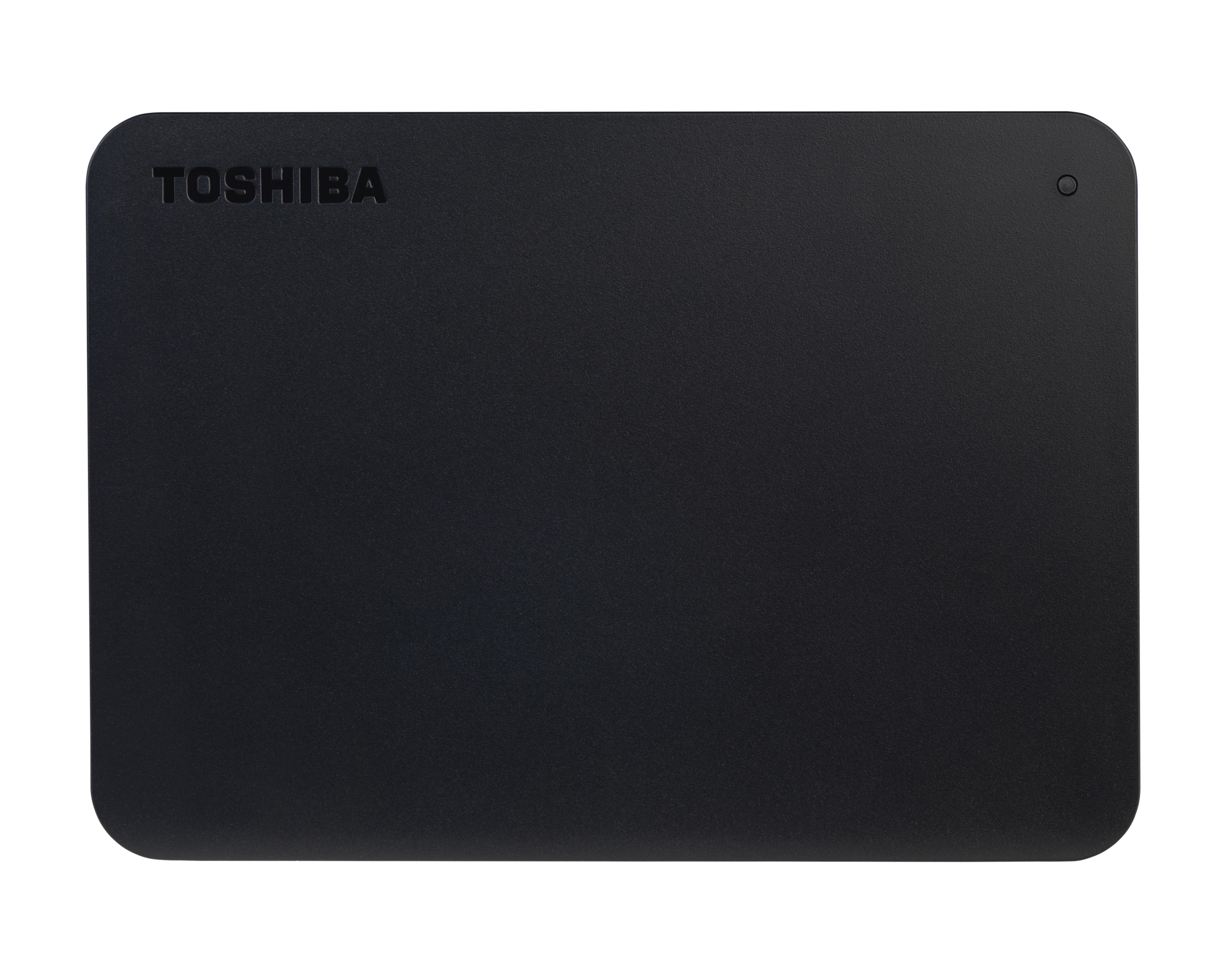 Toshiba Dynabook HDTB420EK3AA disco rigido esterno 2000 GB Nero