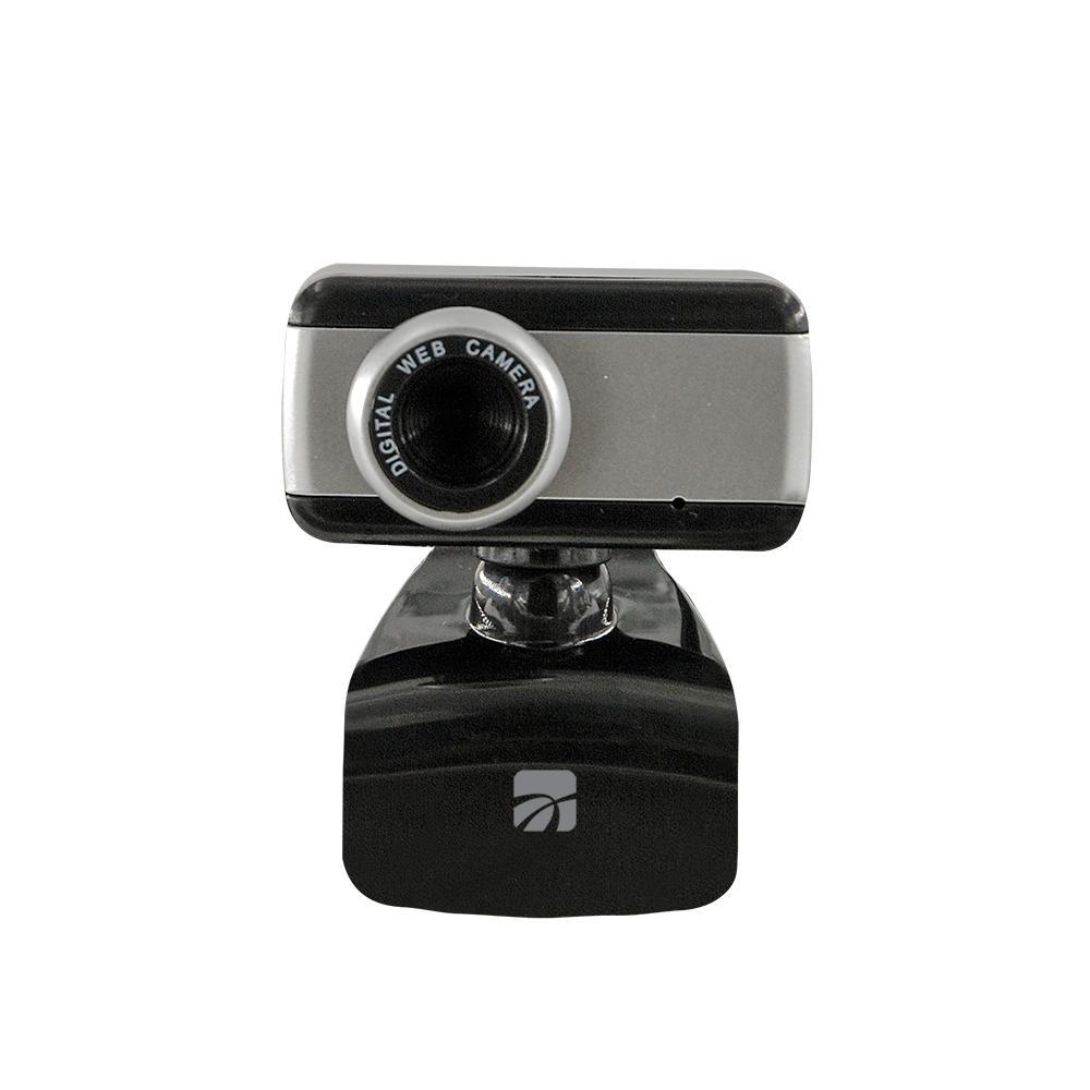 Xtreme 33857 webcam 2 MP 640 x 480 Pixel USB 2.0 Nero, Grigio