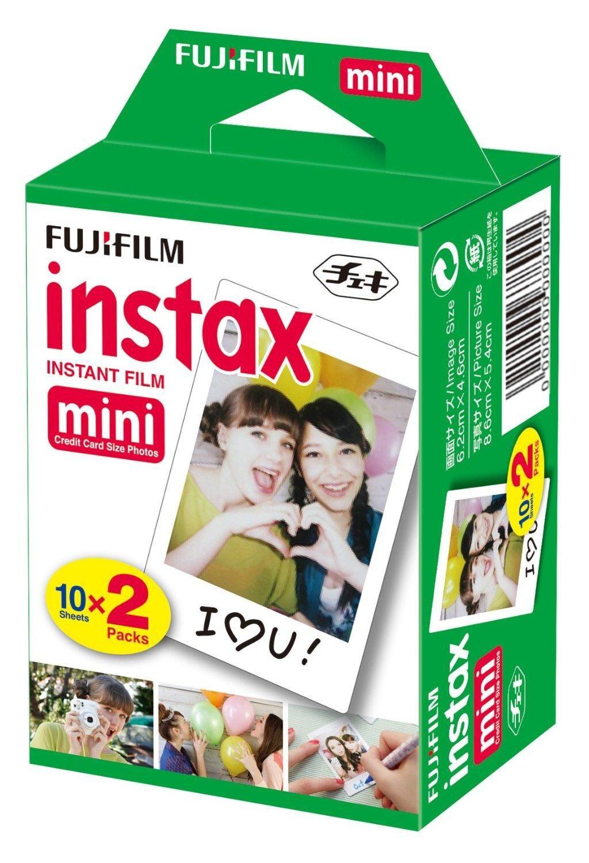 Fujifilm 16386016 20pezzo(i) 54 x 86mm pellicola per istantanee