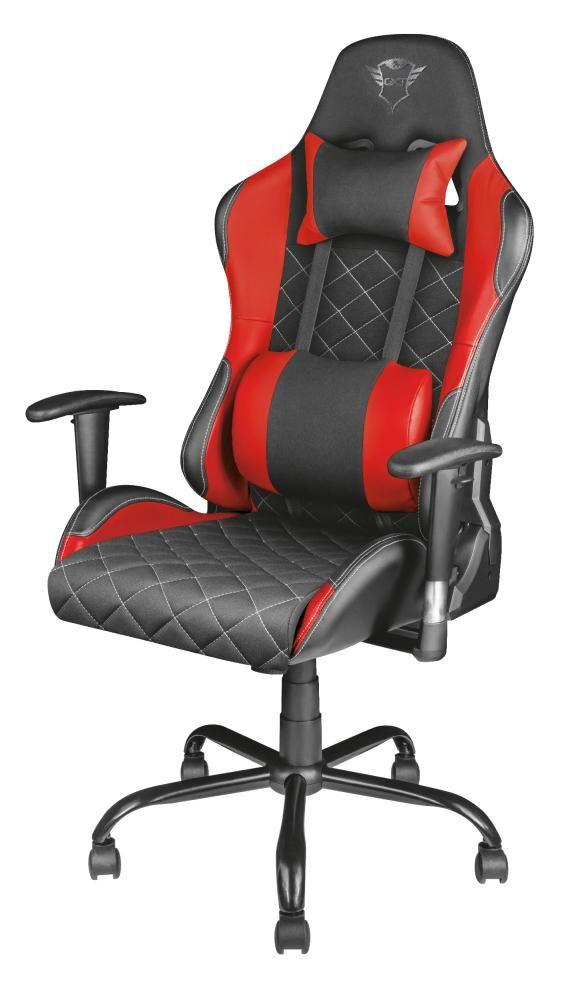 Trust GXT-707 sedia per videogioco Sedia da gaming per PC Seduta in rete