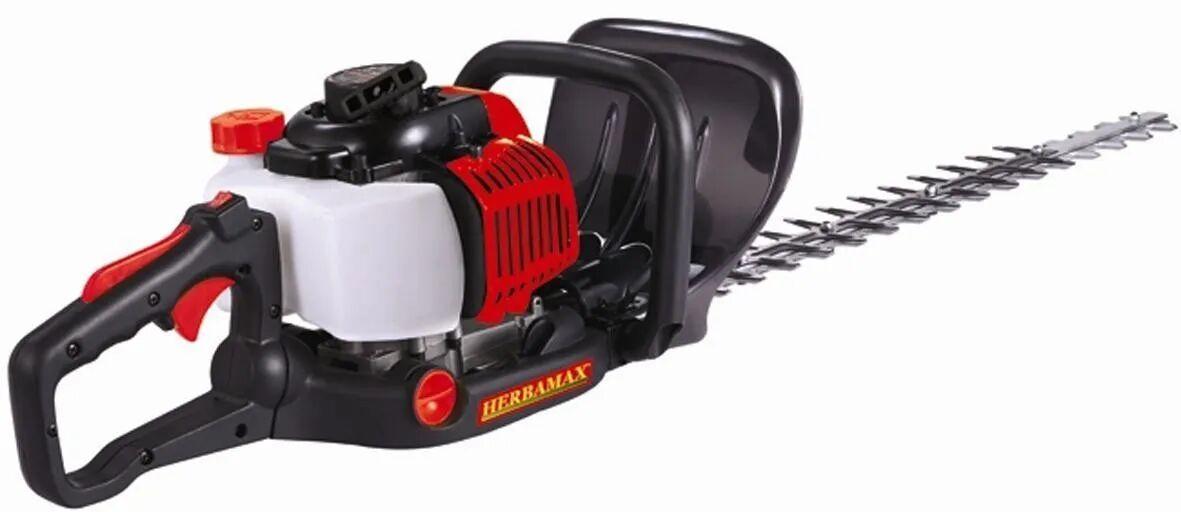 cc tagliasiepi 25,4 cc herbamax h-2540 2t taglio 55 cm motore 2 tempi peso 5,6 kg