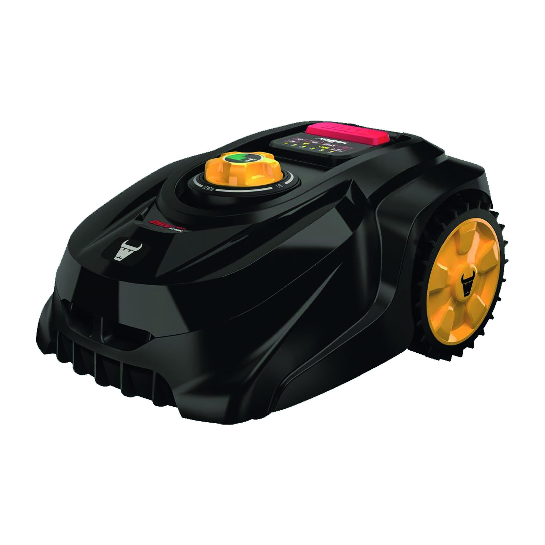 robot rasaerba mowox rm 30 li 28 v 2 ah taglio 180 mm area 300 mq peso 15,7 kg
