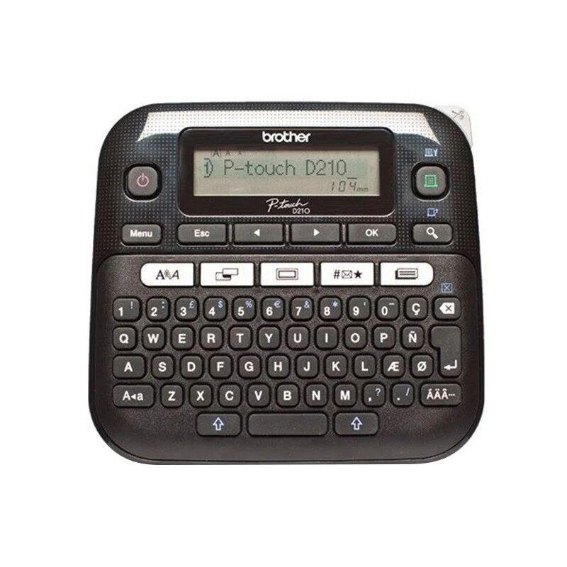 Brother PT-D210 Etichettatrice P-touch portatile