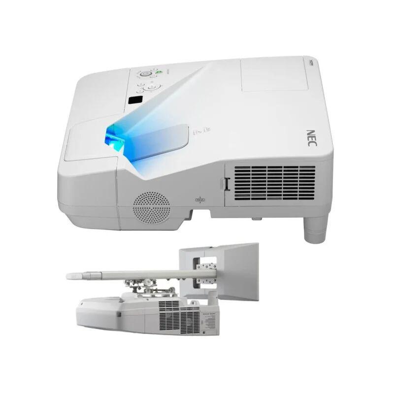 NEC UM301W PROIETTORE WXGA (16:9) con staffa inclusa 60003840 Lavagne Multimediali