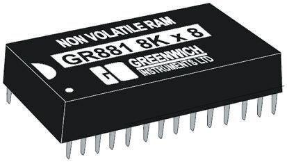 Greenwich Instruments NVRAM , 256kbit, PDIP 28 Pin, GR3281-HT