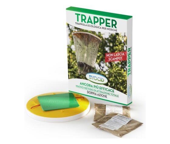 bruer byocid trapper trappola ecologica per mosche