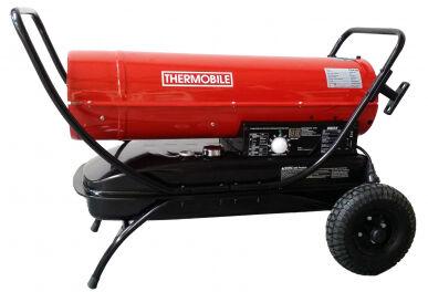 Thermobile Cannone aria calda mobile TCA 50 A gasolio a combustione diretta 40500100