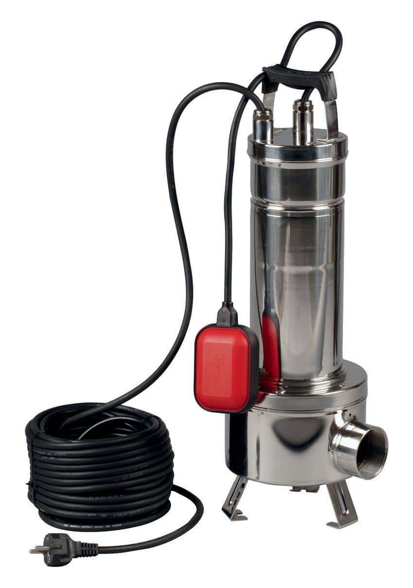 dab pumps spa dab feka vs 750 m-a pompa centrifuga sommergibile in acciaio inox per drenaggio acque reflue