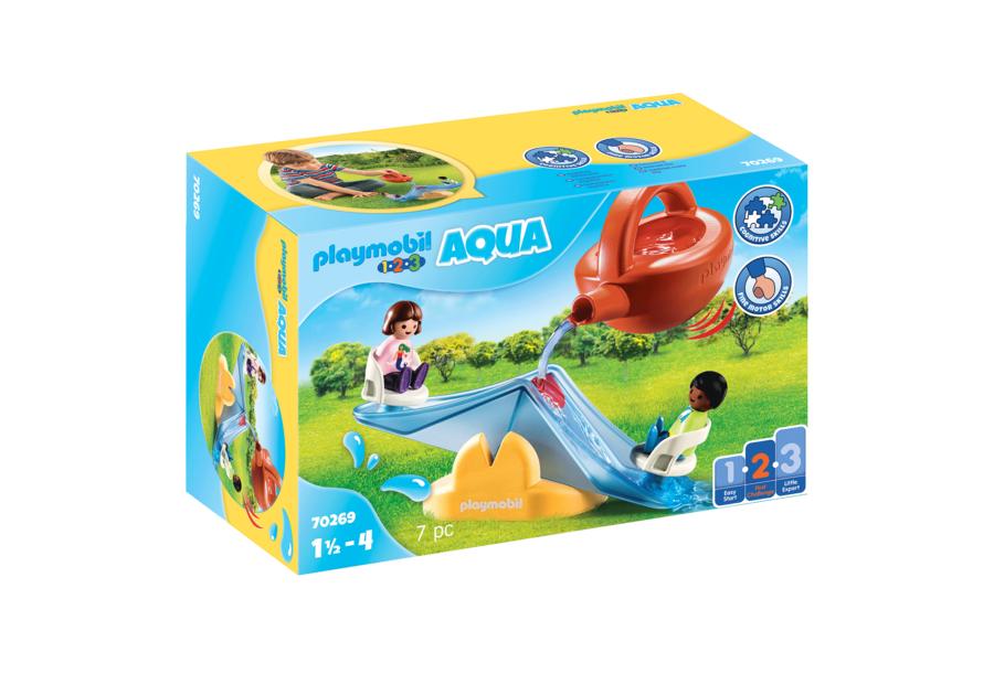 playmobil 70269 dondolo acquatico con innaffiatoio new 03-2020
