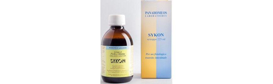 PANAHOMEOS LABORATOIRES Srl PanaHomeos Lab Sykon Sciroppo lassativo per il transito intenstinale 225 ml