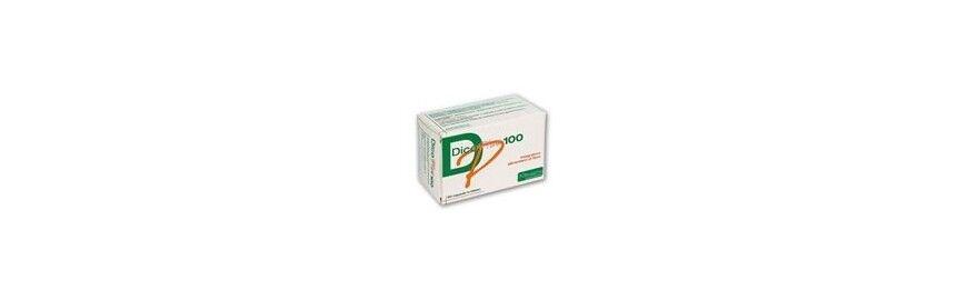 Ag Pharma Dicoplus 100 60 Capsule per Colesterolo