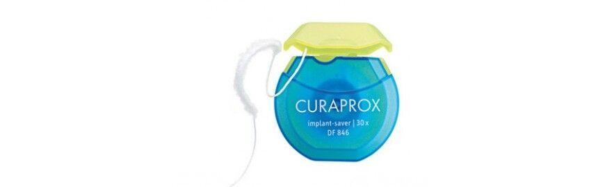 CURADEN AG Curaprox Df 846 Implant Saver 30 Fili