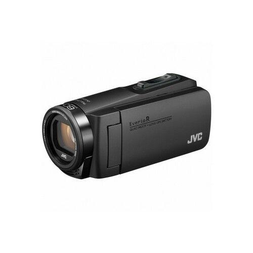 JVC Videocamera JVC Palmare GZ-R495BEU Black + SD Card