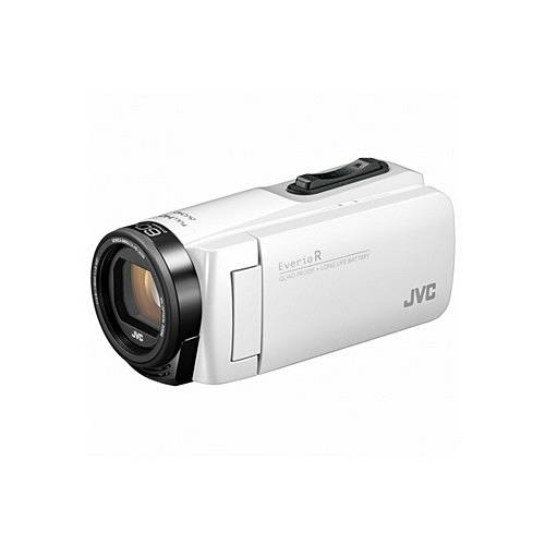 JVC Videocamera JVC Palmare GZ-R495WEU White + SD Card
