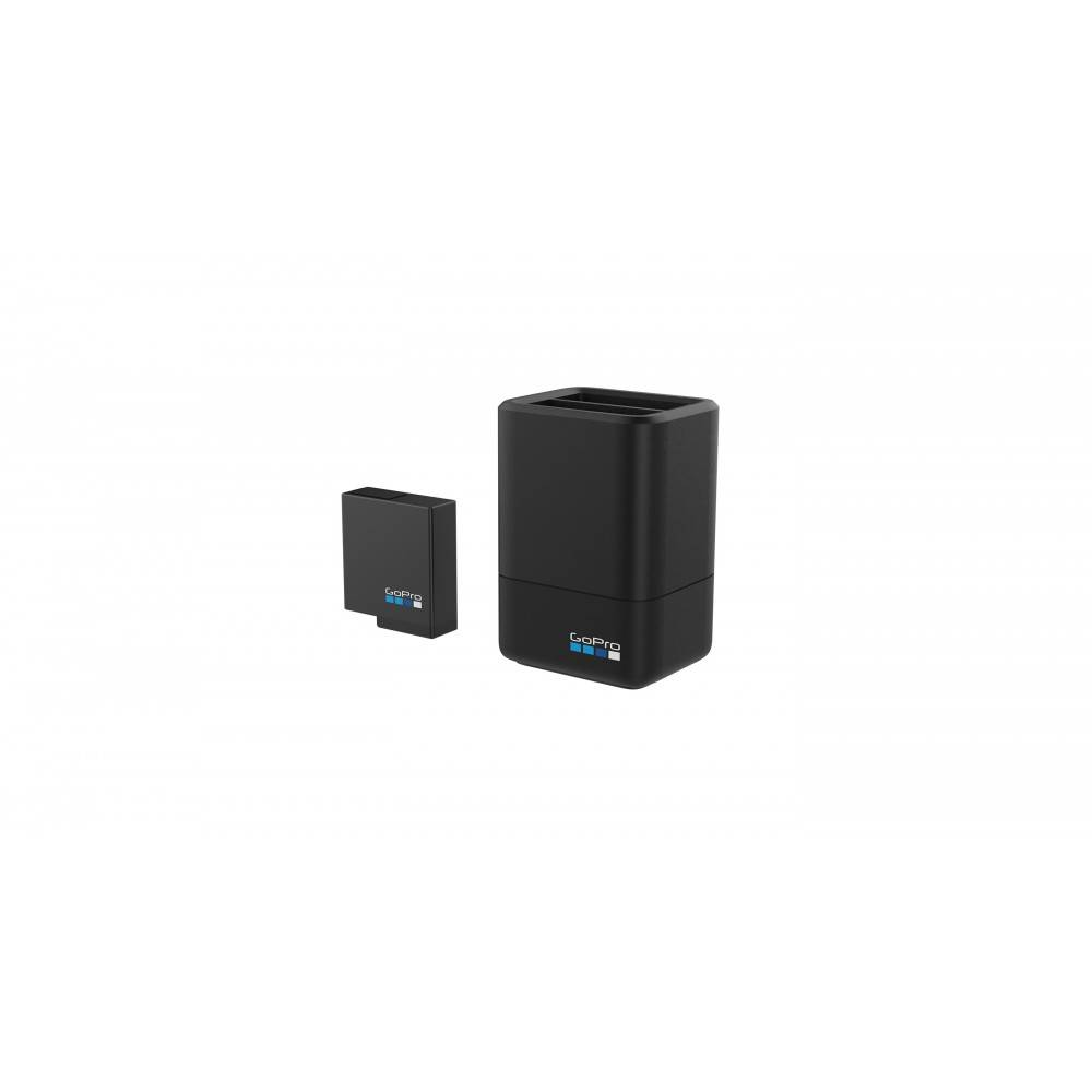 GoPro Carica Batterie+Batteria (Hero5blk) TU