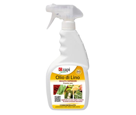 olio di lino pronto uso zapi