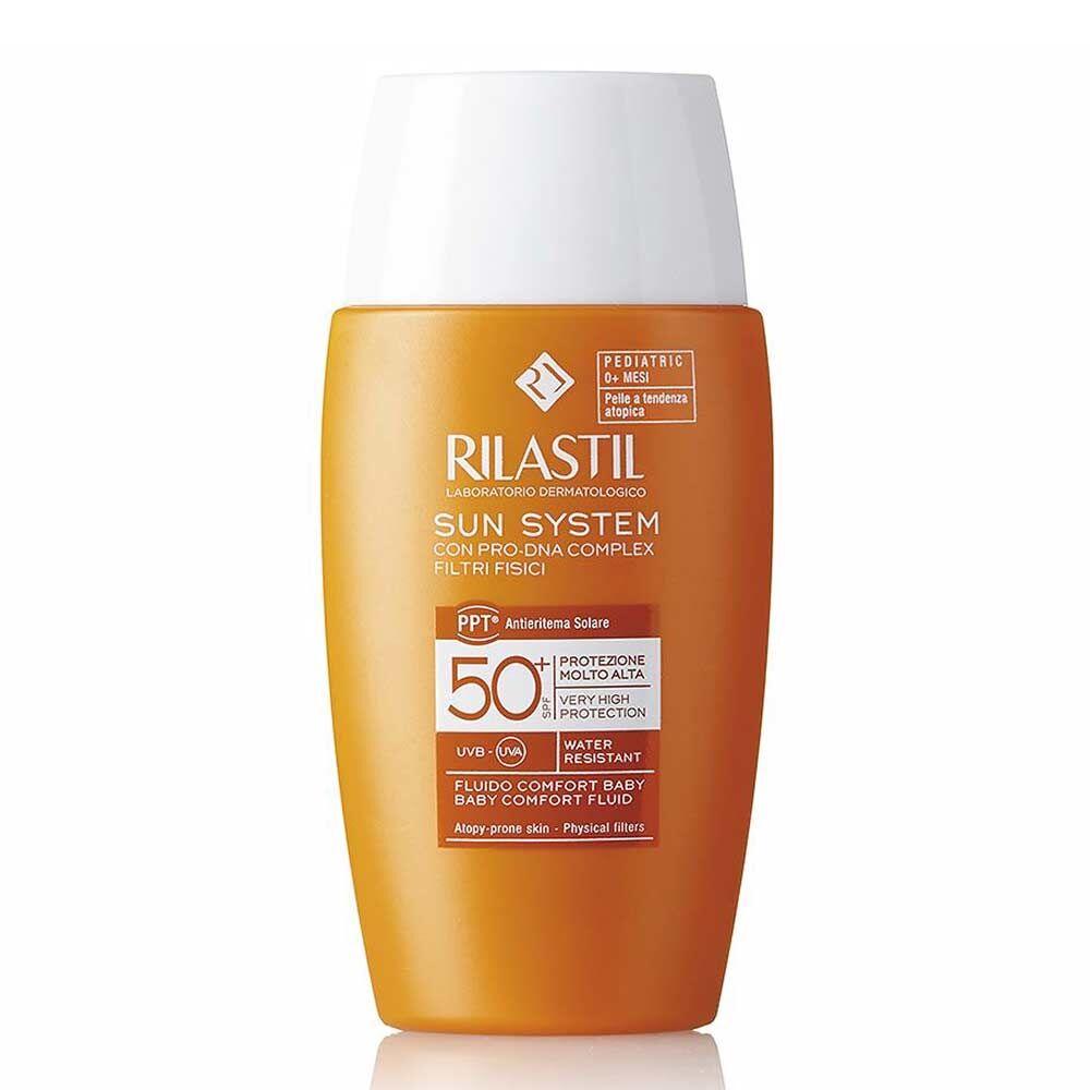 Rilastil Sole Rilastil Sun System - Fluido Comfort Baby SPF50+, 50ml