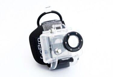Gopro hero polso cinturino da polso per la macchina fotografica gopro standard