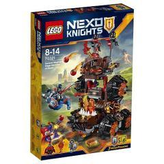 Lego La Macchina d'assedio del generale Magma - Lego Nexo Knights (70321)