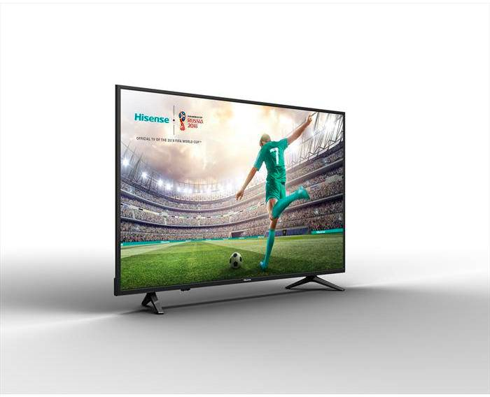 Hisense H50a6120 Tv Led 50 Pollici 4k Ultra Hd Digitale Terrestre Dvb T2 / Dvb C / Dvb S2 C+ Smart Tv Wifi Web Broswer Modalità Hotel Hdmi - H50a6120 ( Garanzia Italia )