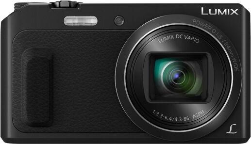 Panasonic Dmc-Tz57eg-K Fotocamera Digitale Compatta 16 Mpx Display 3