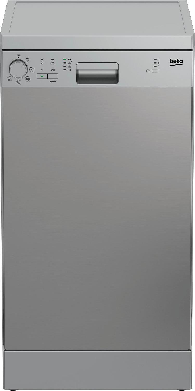 Beko Dfs05013x Dfs05013x Lavastoviglie 45 Cm Slim 10 Coperti Classe A+ Libera Installazione Colore Inox