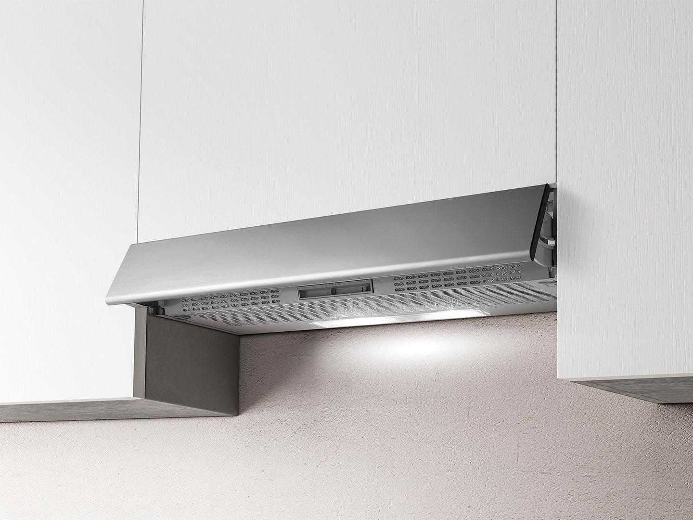 elica Prf0154626 Cappa Cucina Filtrante Sottopensile Da Incasso Larghezza 90 Cm Colore Silver - Prf0154626 Estraibile Gr/f/90 Estraibile Std