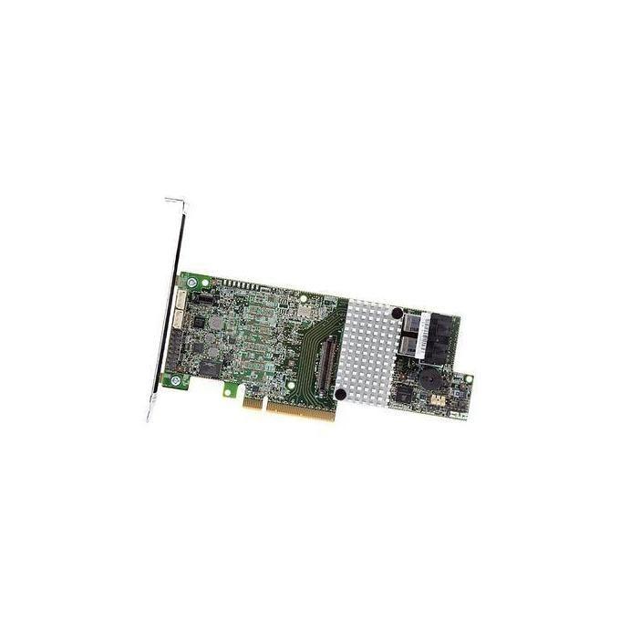 Intel RAID Controller RS3DC040 Controller Memorizzazione Dati 4 Canale Sata 6Gb s Sas 12Gb s Profilo Basso 12 Gbit s