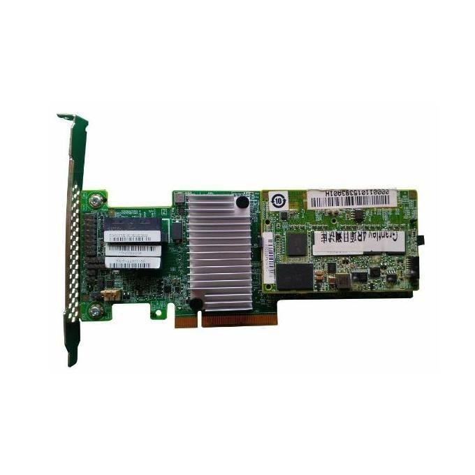 Lenovo ThinkServer RAID 720i Adapter Controller Memorizzazione Dati Sata Sas 12Gb s Profilo Basso 1200MBps