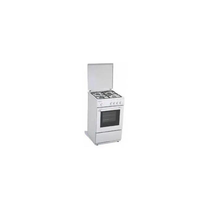 Tecnogas R12W Cucina a gas 50x50 4 fuochi Forno a gas Regal