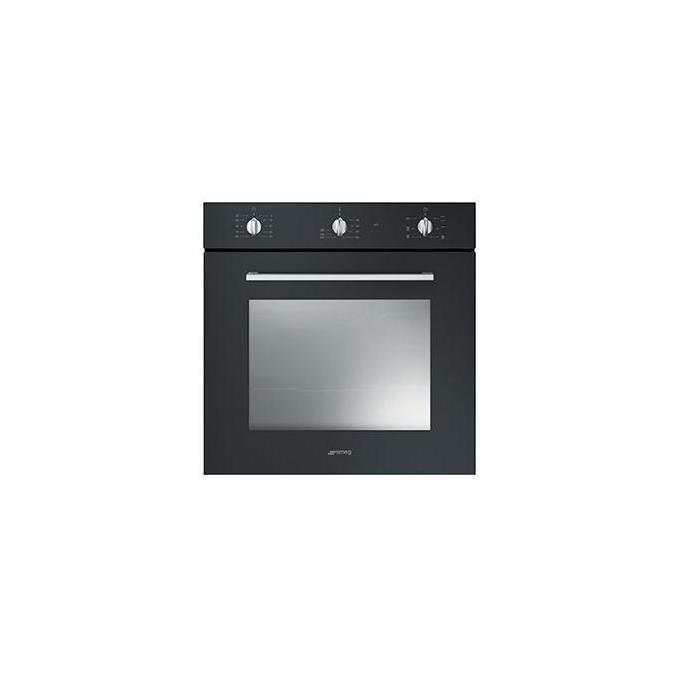 SMEG SF465N Forno ventilato 60cm nero Estetica Selezione Classe A