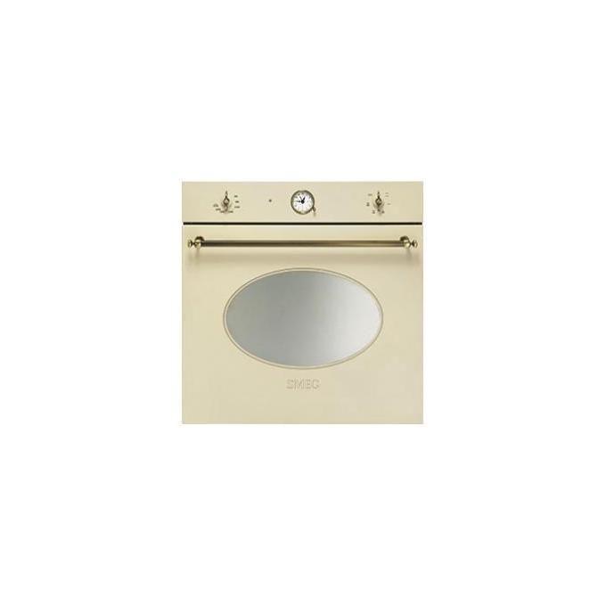 SMEG SF800PO Forno ventilato 60cm panna Estetica Coloniale Classe A-10%