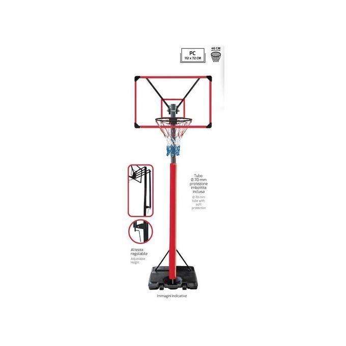 sport one sport-one piantana basket pro 200 305cm