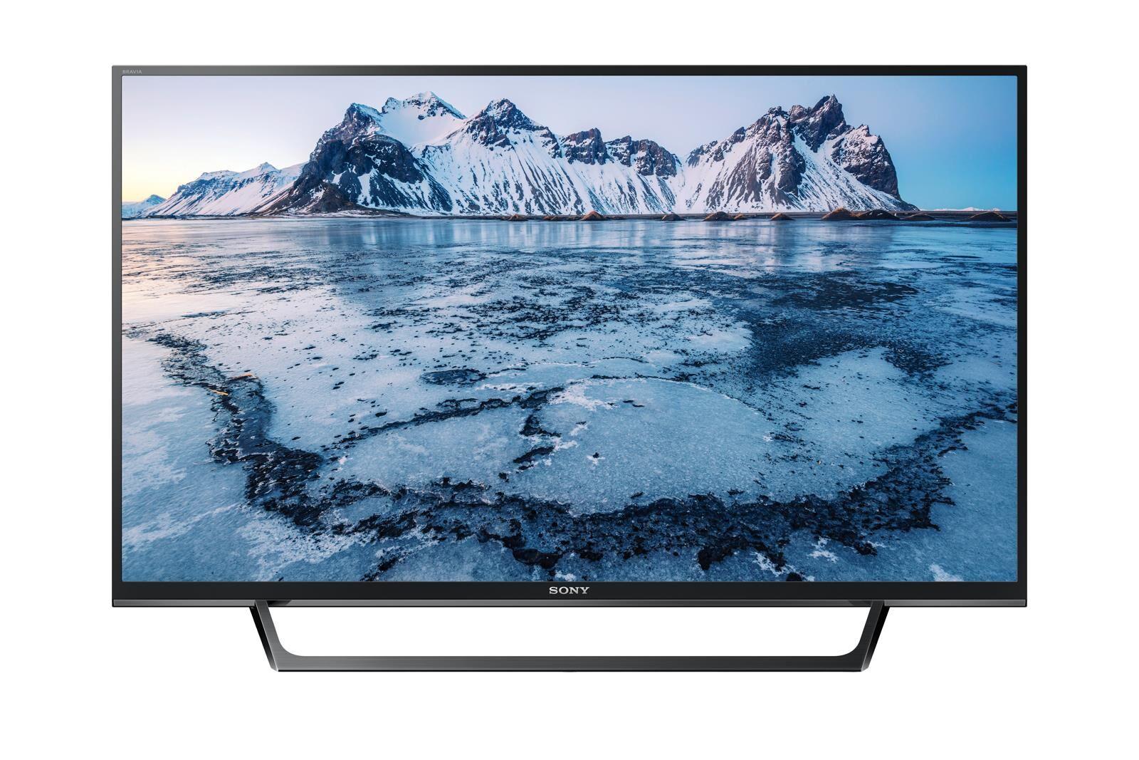 Sony KDL49WE665 Tv Led 49'' Edge Led Full Hd Smart con Browser