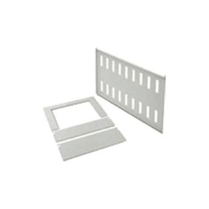 HP Rack Stabilizer Kit Rack nero jack 60 cm per  11636 1075mm, 11642 1075mm, 11642 1200mm, 642 1075mm, ProLiant DL360p Gen8, DL380p Gen8