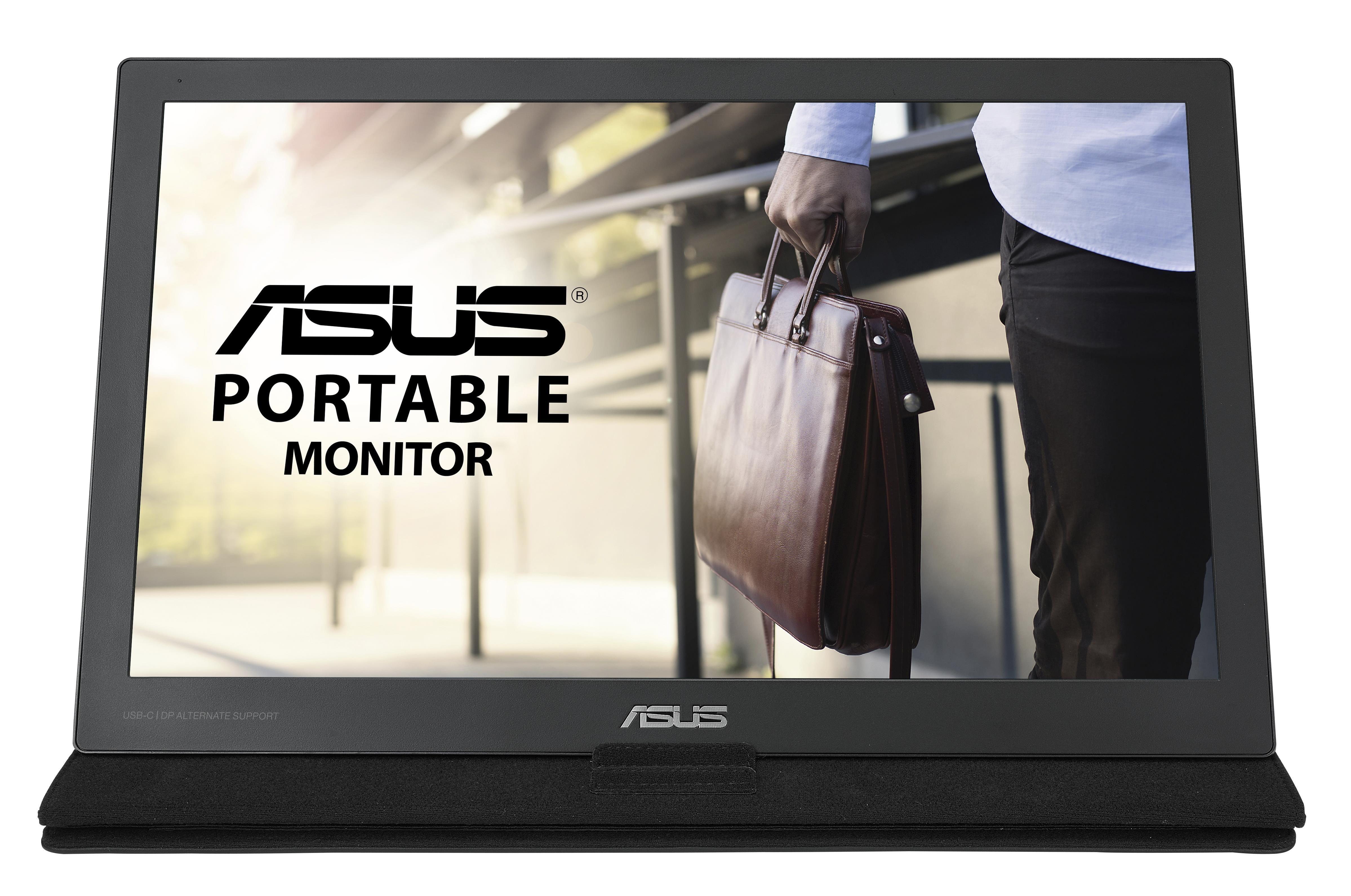 Asus MB169CPLUS Monitor led 16:9 5ms 1920x1080 Usb3.0